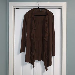 Kenneth Cole reaction light sweater pockets large